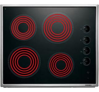 Anafe Electrico Domec Gc66 Vitroceramico 4hnas Selectogar