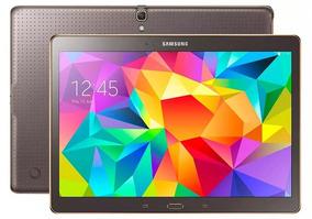 Tablet Tela 10,5 16gb Galaxy Tab S Sm-t800 Vitrine + Brindes