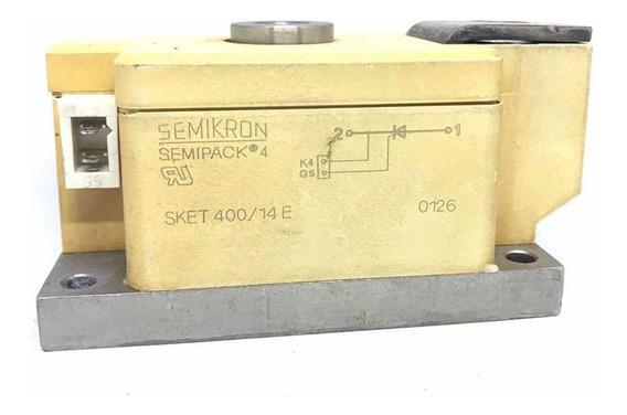 Sket400/14e 400amp 1200v Usado E Testado Ok