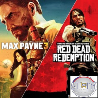 Lote Max Payne 3 Complete Edition Y Red Dead Red Ps3