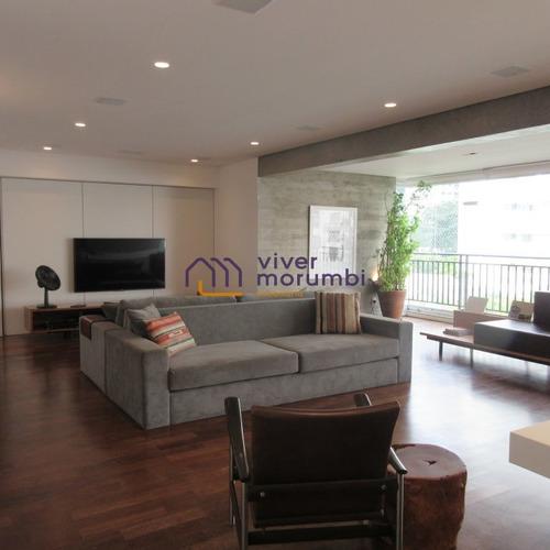 Imagem 1 de 14 de Apartamento Para Venda No Bairro Morumbi Em São Paulo Â¿ Cod: Nm2502 - Nm2502