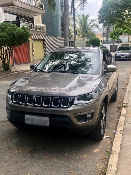 Oportunidade Jeep Compass Diesel Completo 2017 - 14.000km