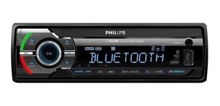 Estereo Bluetooth Philips Ce235bt Usb Mp3 Am/fm Aux