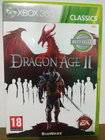 Dragon Age Ii Xbox 360 Mídia Física