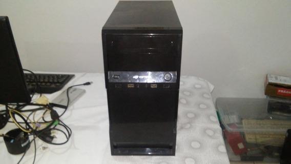 Pc Gamer X5450 Gtx 1050 Ti 8gb Ram Watercooler Fonte 600w