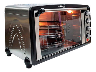 Horno Electrico Amery Am-op0070 Pizzero Espiedo Conveccion