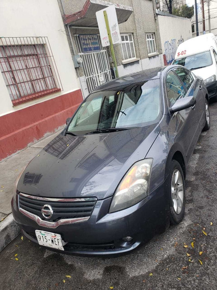 Nissan Altima 2.5 Sl At Piel Cvt 2007
