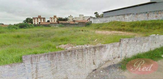 Terreno No Jardim América- Poá - Te0124