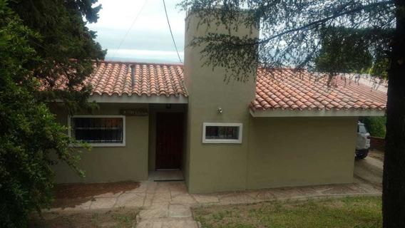 Vendo Casa C/pileta En Carlos Paz. Vista Panorámic
