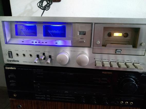 Tape Deck Gradiente Cd 3700