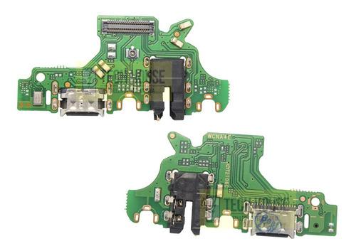 Imagen 1 de 9 de Centro De Carga Huawei P30 Lite Compatible Con Mar-lx1/lx3