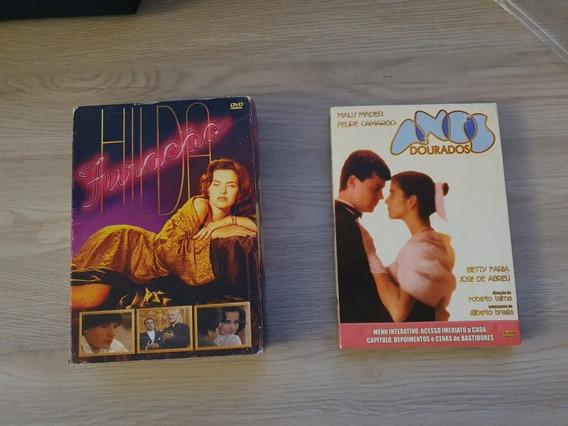 Dvd Box Hilda Furacão E Anos Dourados