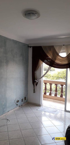 Apartamento Com 2 Dormitórios À Venda, 64 M² Por R$ 350.000,00 - Nova Petrópolis - São Bernardo Do Campo/sp - Ap0446