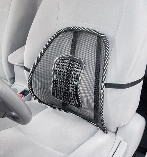 Soporte Lumbar Espalda Confort Para Silla Y Automovil