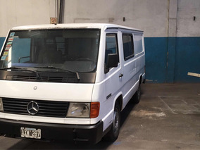 Mercedes-benz Mb 180 2.4 Furgon 1996