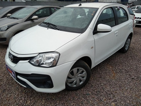 Etios 1.5 Xs 16v Flex 4p Manual 42055km