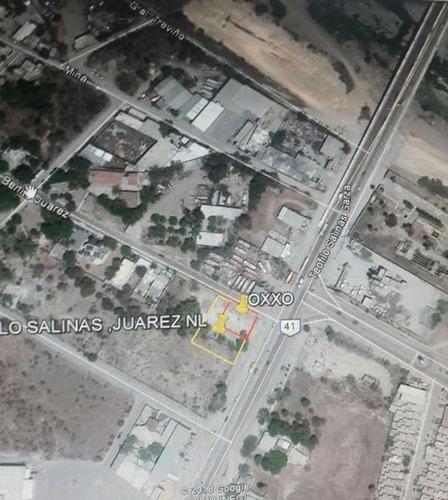Imagen 1 de 2 de Terreno En Renta En  Avenida Teofilo Salinas Y Benito Juarez