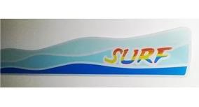 Adesivo Parati Surf 1995 Faixa Lateral O Par Réplica Vw
