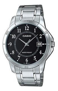 Reloj Casio Hombre Mtp-v004d-1b Agente Oficial Caba Garantia 2 Años, Envio Gratis