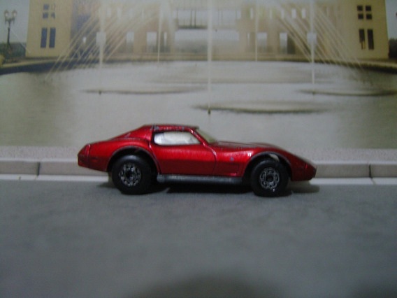Matchbox/lesney Chevrolet Corvette #62 1979 Original Leia De