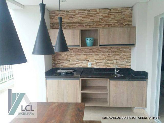 Apartamento Com 3 Dormitórios À Venda, 82 M² Por R$ 519.000,00 - Jardim Umarizal - São Paulo/sp - Ap0027