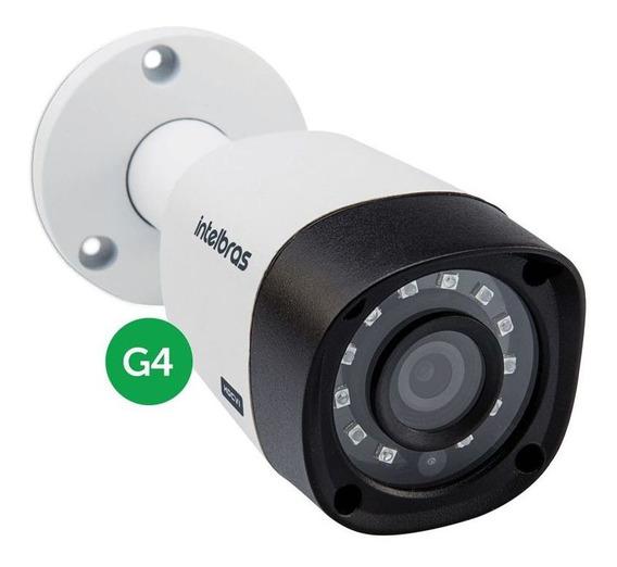 Camera De Segurança 720p Bullet Vhd 3130 B 30mt Intelbras