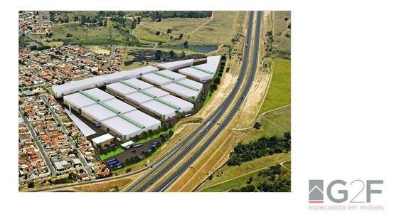Galpão Industrial Para Locação, Celog 1 Hortolândia. - Ga0175