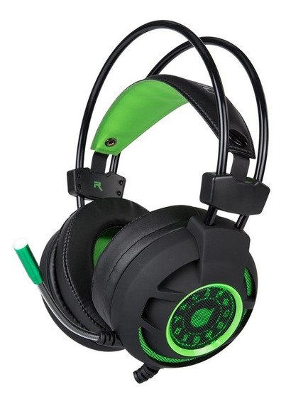 Headset Gamer Dazz Diamond 7.1 Usb Pc Preto