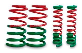 Kit X4 Espirales Resortes Progresivos Rm P/ Volkswagen Bora