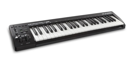 Teclado Controlador Keystation 49 Mk3 M-audio Usb