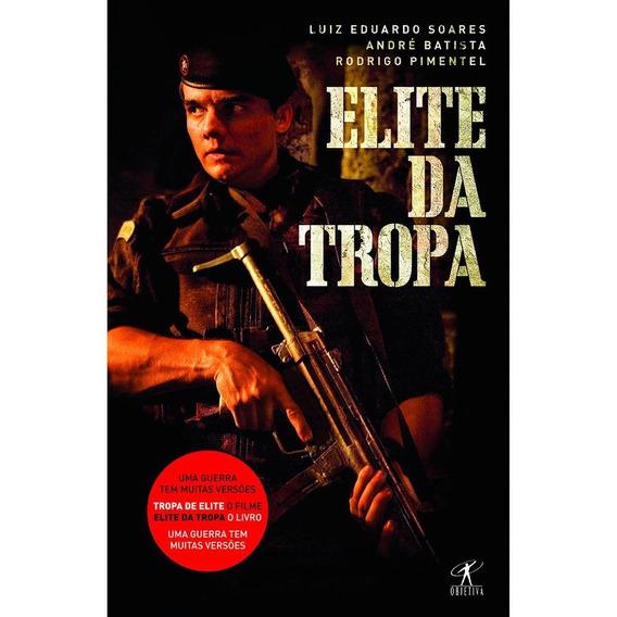 Elite Da Tropa Livros 1 & 2 + Super Brinde Promoção Barato