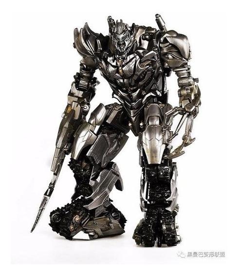 Transformers Black Mamba Megatron Tank