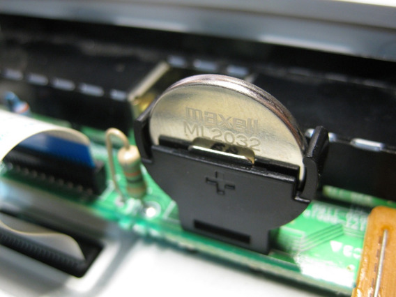 Bateria Interna Recarregável Relógio Dreamcast + Suporte