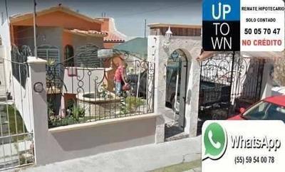Casa En Remate Hipotecario Colinas Uriangato/gto. (7534)