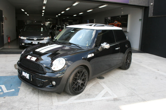Mini Copper S 1.6 Turbo Aut 2013