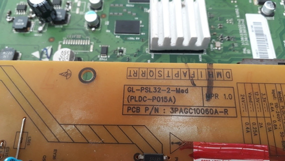 Placa Fonte Philips 32pfl5606d