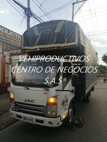 Camion Jac 1042 Estacas 2016