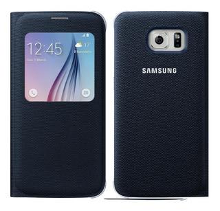 Forro S View Cover - Galaxy S6