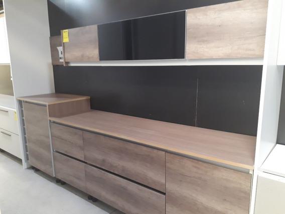 Mueble De Cocina Precio Por Bajo Mesada De 1 M. C/ 2 Puertas