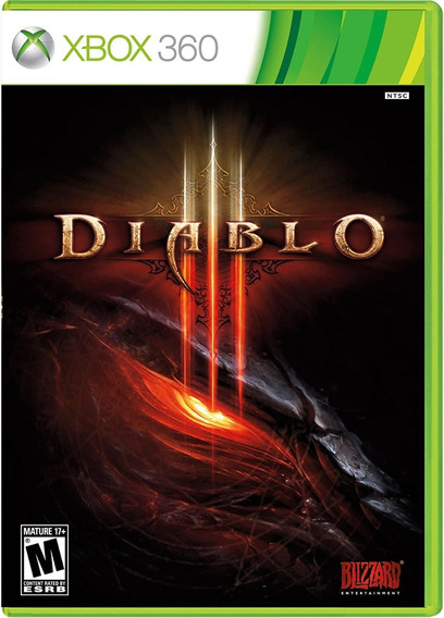 Diablo 3 - Midia Fisica - Lacrado - Original - Novo