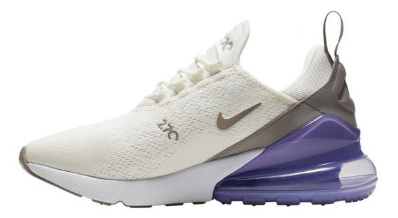 Zapatillas Nike Air Max 270 Mujer Urbanas Cuotas S/ Interés
