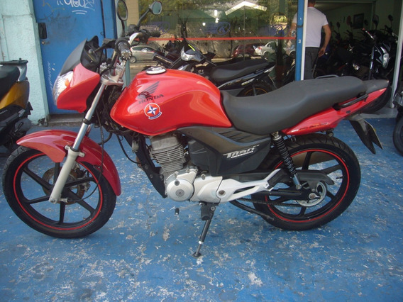 Honda Cg 150 Titan Ex Ano 2010 Vermelha R$ 6.599,00