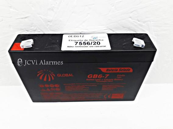 Bateria Mini-carro Elétrico 3-fm-7 (6v7ah/20hr) Original