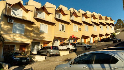 Casa Residencial À Venda, Teresópolis, Porto Alegre. - Ca0485