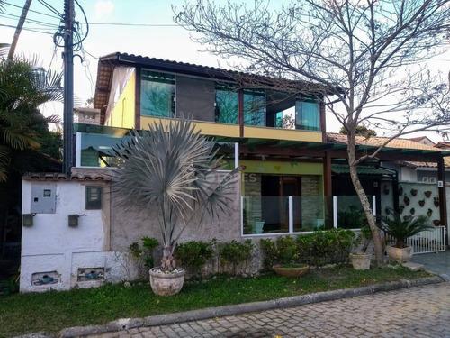 Imagem 1 de 13 de Casa À Venda Por R$ 600.000,00 - Maria Paula - São Gonçalo/rj - Ca20654