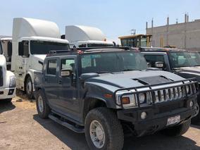 Hummer H2 6.2 Ee Qc Piel Pickup Adventure 4x4 At