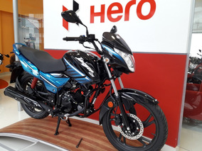 Ignitor 125cc Showrrom Hero - India - 3 Años De Garantia !