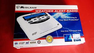 Alerta Sísmica Midland Wr120ez