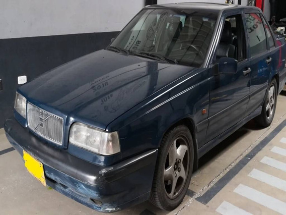 Volvo 850 T5 1997 Turbo