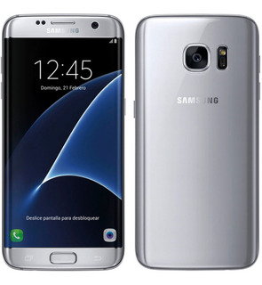 Celular Samsung Galaxy S7 Edge 4gb 32gb Octa-core Plata